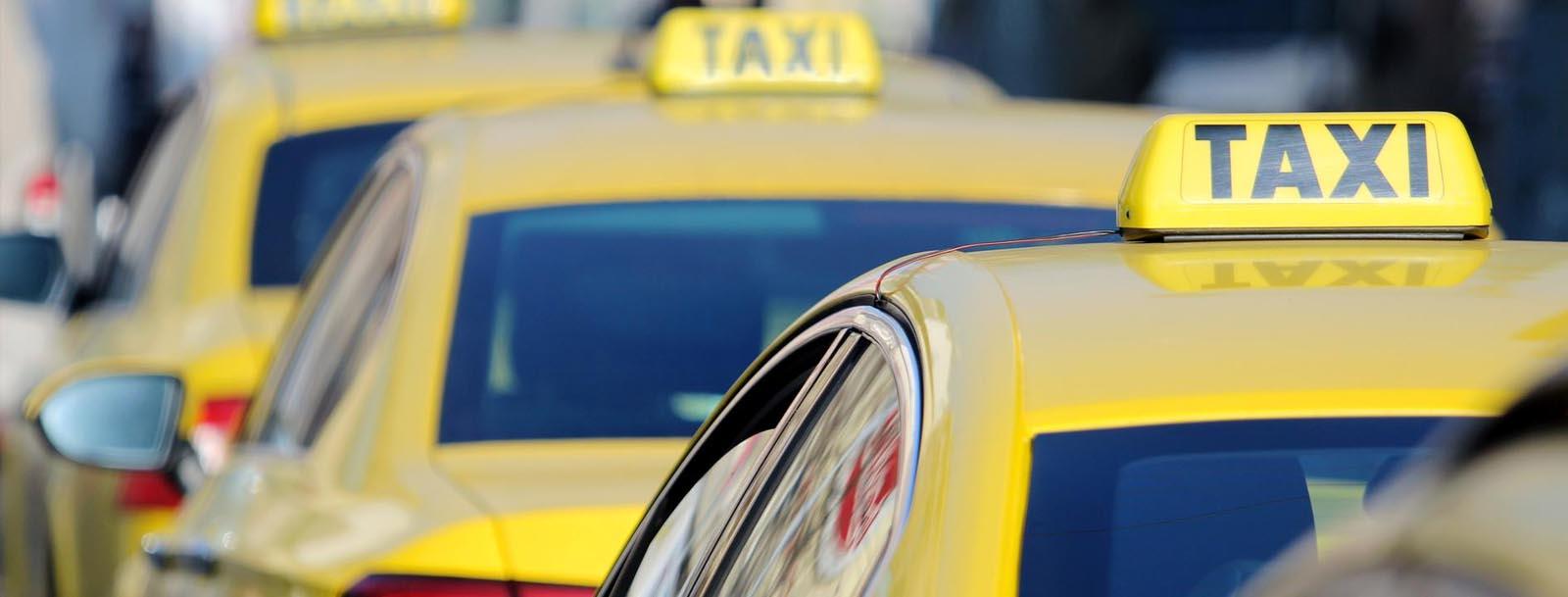 Motoristas de Taxi
